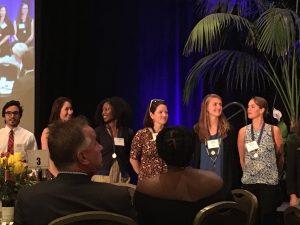 Students awarded ARCS fellowship