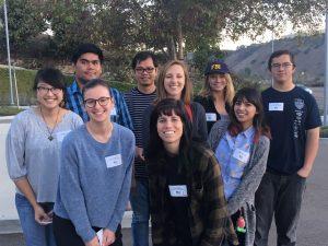 group photo of mindset students